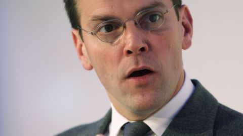 Until the hacking scandal James Murdoch was the presumed heir to father Rupert's media empire.