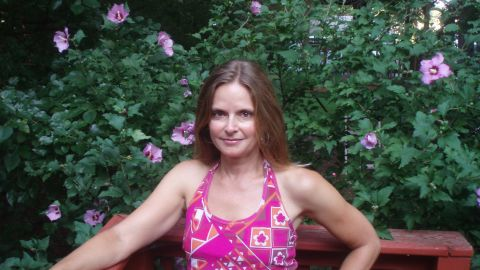 Author Brenda Wilhelmson has inspired and helped others with her honest personal story.