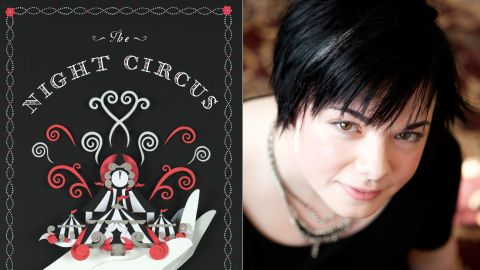 """Erin Morgenstern's book, """"The Night Circus"""" has fans and publishers excited."""