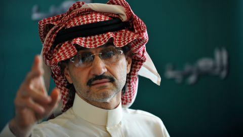 Saudi Prince Alwaleed Bin Talal says he hasn't been to Ibiza, where the rape allegedly happened in 2008, in 10 years.