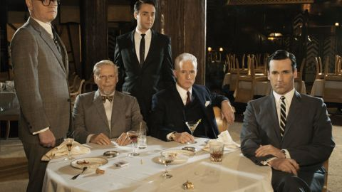"""""""Mad Men"""" has dominated the best drama category in its four seasons and could set a record with a fifth-straight win this year."""
