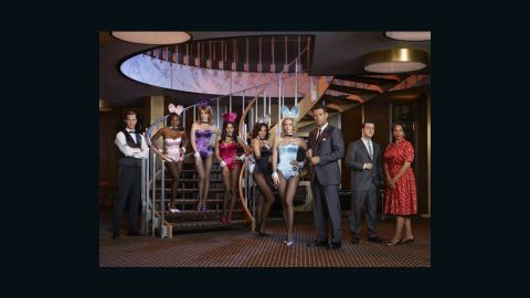 """The cast of NBC's """"The Playboy Club"""""""