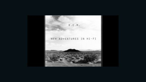 """With pieces recorded on the road during the band's rough 1995 tour, """"New Adventures in Hi-Fi"""" might be R.E.M.'s most diverse-sounding record. """"Nothing epochal, and there's poetry in that,"""" wrote Christgau, giving the album an A-minus."""