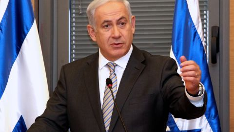 Israeli Prime Minister Benjamin Netanyahu said the country's draft approach needs reform.