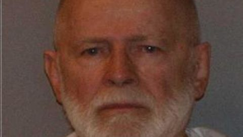 """James """"Whitey"""" Bulger was arrested earlier this year after a yearlong manhunt."""