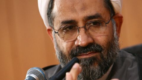 """Iranian Intelligence Minister Heydar Moslehi said the BBC was a company devoted to """"political intelligence."""""""