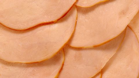"""<a href=""""http://cid.oxfordjournals.org/content/42/1/29.full"""" target=""""_blank"""" target=""""_blank"""">Listeria-infected sliced turkey</a> killed eight and infected 46 others in 2002. Three pregnant women had fetal deaths. Two processing plants recalled 30 million pounds of meat following the outbreak."""