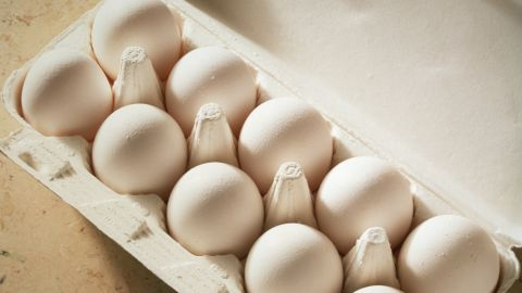 """Eating a breakfast high in protein is a good way to keep hunger at bay throughout the day. Eggs are full of choline, a nutrient that helps block fat from being absorbed in the liver. <a href=""""http://www.webmd.com/vitamins-supplements/ingredientmono-436-CHOLINE.aspx?activeIngredientId=436&activeIngredientName=CHOLINE&source=2"""" target=""""_blank"""" target=""""_blank"""">Choline</a> may also help in preventing memory loss."""