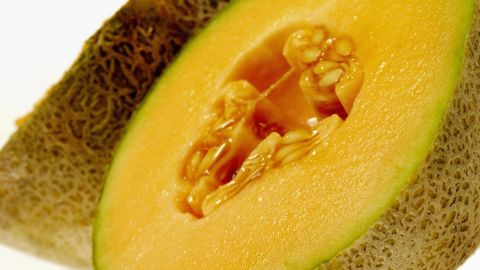 """In 2001, cantaloupe was <a href=""""http://www.cdc.gov/mmwr/preview/mmwrhtml/mm5146a2.htm"""" target=""""_blank"""" target=""""_blank"""">again the culprit</a>. Salmonella tainted the fruit that killed two, hospitalized nine and infected 50 in an outbreak that started in Mexico."""