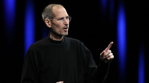 """Apple co-founder and Chairman Steve Jobs died October 5. Jobs was known as a visionary who helped craft the world's leading tech company. After battling pancreatic cancer and various other health issues, Jobs' family said he """"died peacefully ... surrounded by his family."""" He was 56. <a href=""""http://articles.cnn.com/2011-10-05/us/us_obit-steve-jobs_1_jobs-and-wozniak-iphone-apple-founder?_s=PM:US"""">Full story</a>"""
