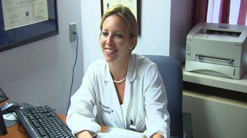 """""""It's an insurance policy,"""" Dr. Rachel Wellner says of freezing her eggs."""