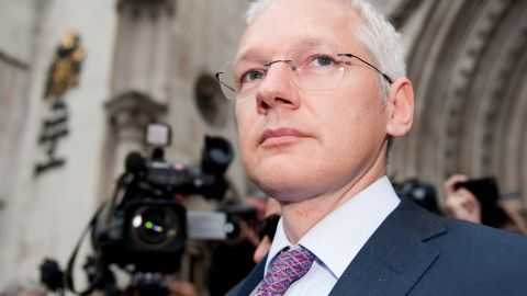 Julian Assange, founder of the website WikiLeaks, is one of the nominations for this year's Nobel Peace Prize