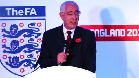 """Just a few weeks before FIFA's presidential vote, former English Football Association chairman <a href=""""http://news.bbc.co.uk/sport1/hi/football/9481461.stm"""" target=""""_blank"""" target=""""_blank"""">David Triesman testifies at a UK parliamentary enquiry </a>into England's failed 2018 bid. Under the cover of parliamentary privilege, Triesman accuses FIFA Executive Committee members Warner, Leoz, Teixeira and Worawi Makudi of trying to secure cash and privileges in return for their vote. In other evidence submitted to the committee from the Sunday Times, it was alleged that FIFA vice-president Hayatou along with fellow Executive Committee member Jacques Anouma has been paid $1.5 million to vote for Qatar as the 2022 World Cup host. All those accused, and the Qatar Football Association, strenuously deny the allegations."""