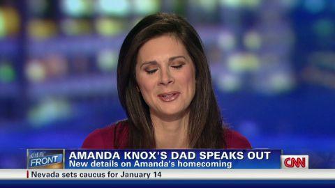 Curt Knox: Amanda well, reconnecting _00002001