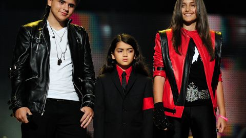 Michael Jackson's three children Prince, Blanket and Paris Jackson, have been more public in recent months.