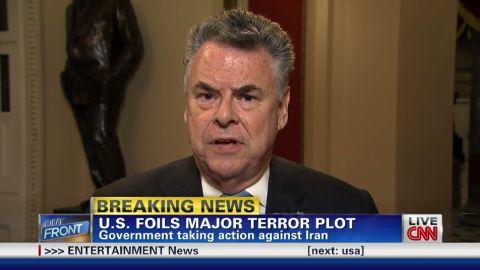 King: Terror plot 'an act of war' _00002001