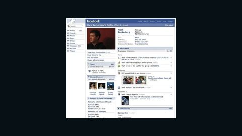 """By 2006, anyone 13 and up was allowed to join Facebook. That same year Facebook introduced the News Feed, which highlighted  new updates and photos within your social networks. As they would after almost every major change, Facebook users revolted, starting a petition to change Facebook back. One petitioner said, """"I don't need to know everything about EVERYONE."""""""