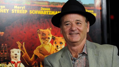 Actor Bill Murray has shown up randomly at events over the years.