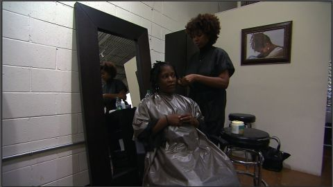 Fabulocs owner Nimat Bilal expects business at her salon to remain strong.