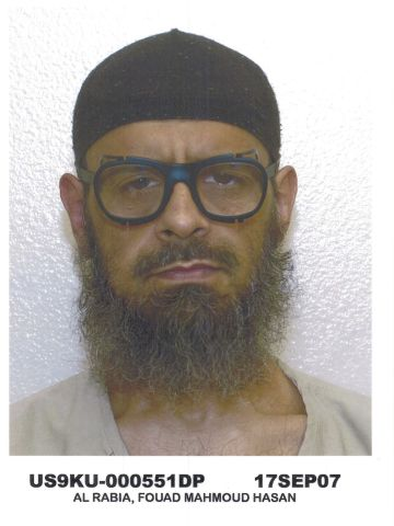 Fouad Al Rabiah was released by a U.S Court Order from Guantanamo in 2009.