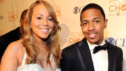 """""""You guys don't see her at 3 o'clock in the morning ... fixing me soup. Mariah Carey does that,"""" Nick Cannon said."""