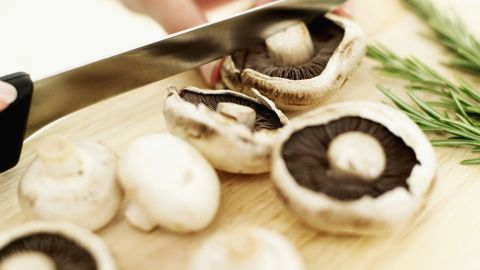 Mushrooms have been found to be high in potassium, B vitamins and antioxidants such as ergothioneine, says Joy Dubost, spokeswoman for the US Academy of Nutrition and Dietetics.