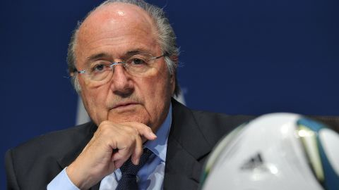 """Blatter<a href=""""http://cnn.com/2011/10/21/sport/football/football-fifa-blatter-corruption/""""> announces the introduction of four new task forces</a> and a """"Committee of Good Governance"""" aimed at reforming the organization and repairing its reputation."""