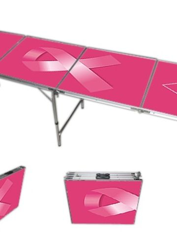 """Beer pong table from <a href=""""http://www.beer-pong-tables.com/breast-cancer-awareness-beer-pong-table-p/reg-21.htm"""" target=""""_blank"""" target=""""_blank"""">Beer-Pong-Tables.com</a>"""