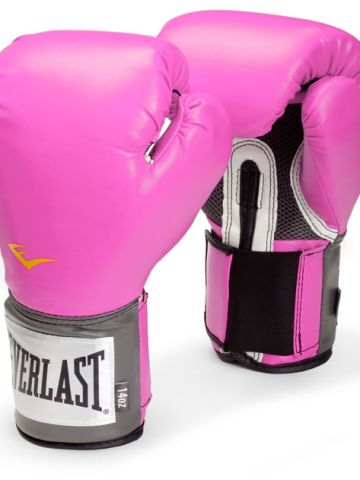 """Everlast boxing gloves from <a href=""""http://www.everlast.com/everlast/bcrf"""" target=""""_blank"""" target=""""_blank"""">Everlast.com</a>"""