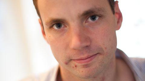Adrien Treuille designs video games that help players solve scientific puzzles.