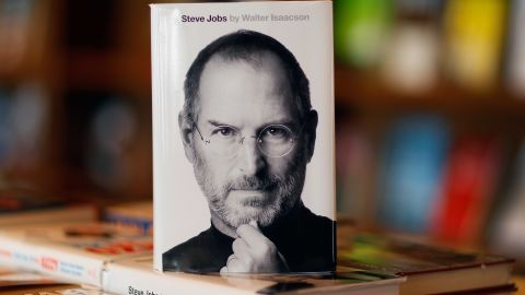 """""""Steve Jobs,"""" an eagerly awaited biography of the late Apple-co-founder, went on sale Monday."""