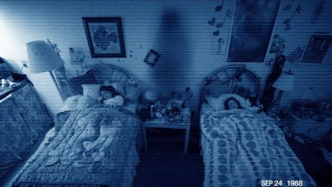 """Surprisingly, """"Paranormal Activity 3"""" received a poor """"C+"""" rating from CinemaScore graders."""