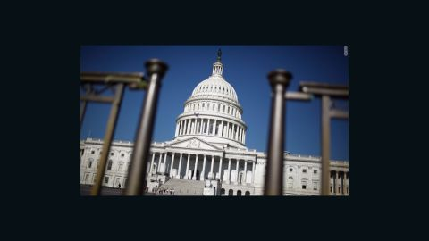 The House of Representatives is scheduled to vote on a balanced budget amendment.