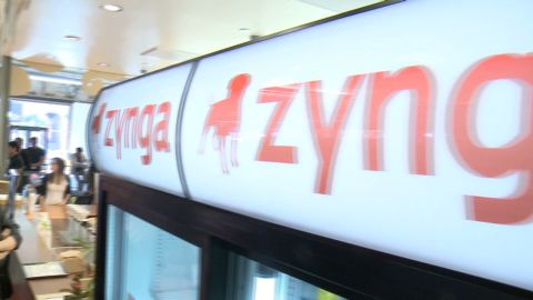 """Zynga, maker of hit social games such as """"Words with Friends,"""" is launching its own Web gaming platform."""