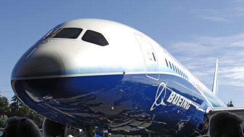 Boeing's latest -- the 787 Dreamliner