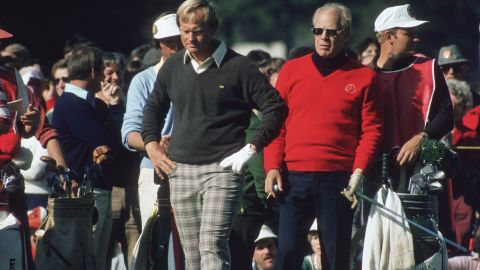 Nicklaus was close friends with former U.S. President Gerald Ford, who in 1994 was the first honorary chairman of the Presidents Cup golf competition contested by the U.S and an International team.