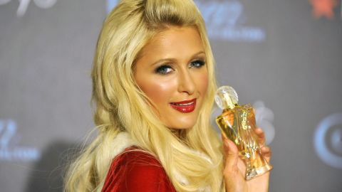 """In 2009, Hilton launched her sixth fragrance, """"Siren."""""""