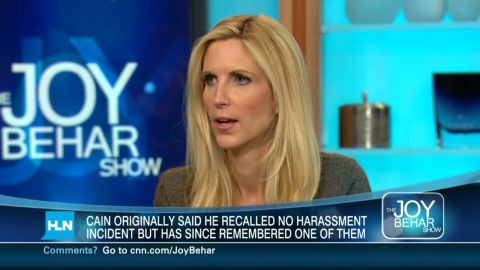 behar coulter cain sexual harassment _00005527