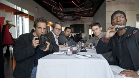 """Tower Heist"" features Ben Stiller and Eddie Murphy leading rookie thieves in an elaborate Robin Hood-style heist."