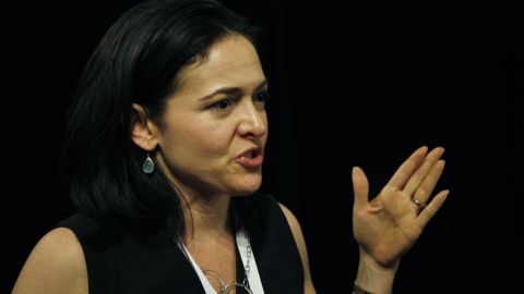 Facebook Chief Operating Officer Sheryl Sandberg talks to reporters during the Facebook f8 Developer Conference at the San Francisco Design Center September 22, 2011 in San Francisco, California