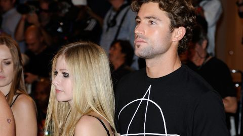 """""""It really upsets me to read all the FALSE!! stories,"""" Brody Jenner wrote about Avril Lavigne."""