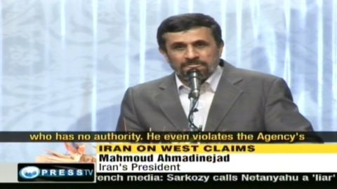 ahmadinejad nuclear iaea reaction_00000510