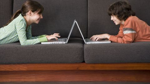 Online safety provider Norton asserts that kids average more than 1.6 hours a day online globally.