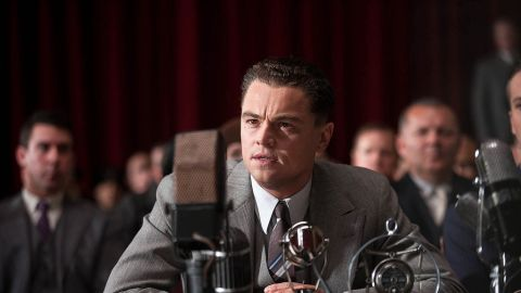 """Leonardo DiCaprio still didn't win an Oscar in 2013, but he has enough money to go """"The Wolf of Wall Street"""" if he wanted. Despite cutting his upfront fee to get """"Wolf"""" made, DiCaprio earned an estimated $39 million over the past 12 months, Forbes reports. Here he plays the title role in """"J. Edgar,"""" the 2011 bio of the FBI chief."""