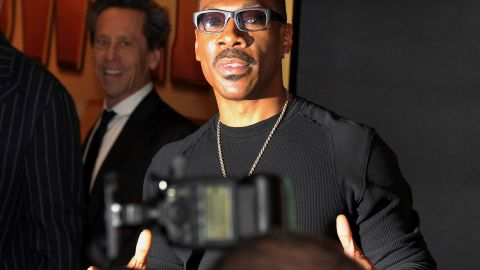 """Eddie Murphy, shown here at the premiere of his new film """"Tower Heist,"""" has pulled out of hosting the Academy Awards."""