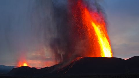 Virunga National Park in the Democratic Republic of Congo is inviting tourists on overnight treks to witness the latest lava eruptions from nearby Nyamulagira volcano.