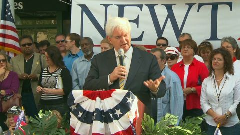Newt Gingrich has shown staying power in the race, but William Bennett says the field is still fluid.