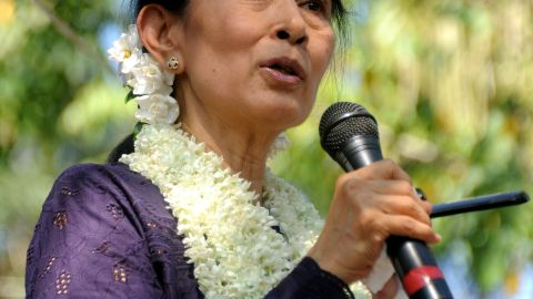Aung San Suu Kyi has become the very embodiment of Myanmar's long struggle for democracy.