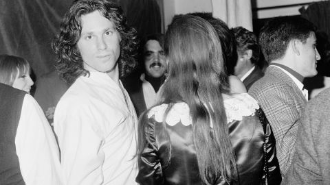 Jim Morrison, lead singer of the rock band The Doors, was found dead in his Paris apartment bathtub on July 3, 1971, at the age of 27. French officials said his cause of death was heart failure and did not perform an autopsy, fueling murder speculations.