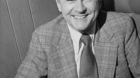 """""""Hogan's Heroes"""" actor Bob Crane was found beaten to death in his apartment on June 29, 1978, at the age of 49. The case was reopened in 1990, but his murder has not been solved because of a lack of evidence."""